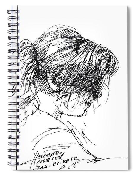 Eriola Spiral Notebook