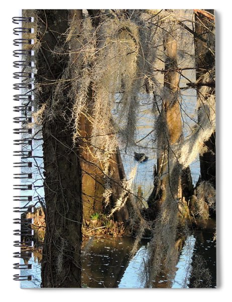 Flint River 36 Spiral Notebook