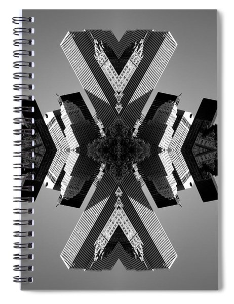 5th Ave Spiral Notebook