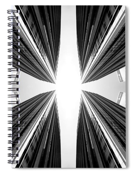 6th Ave Spiral Notebook