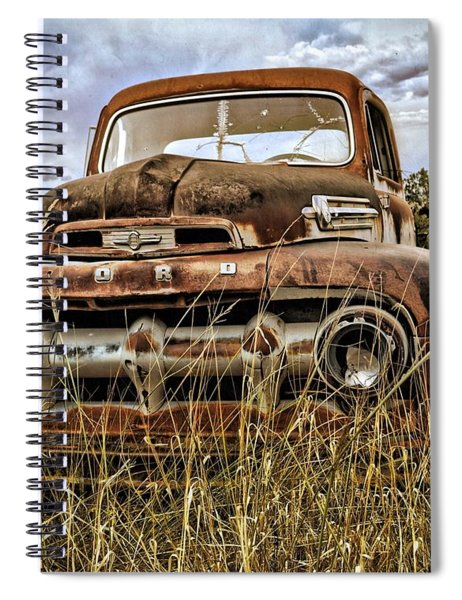 ORD Spiral Notebook
