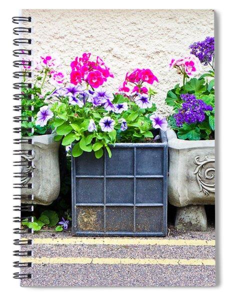 Garden Plants Spiral Notebook