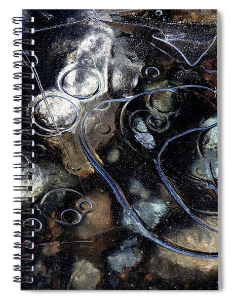 Hard Water Spiral Notebook