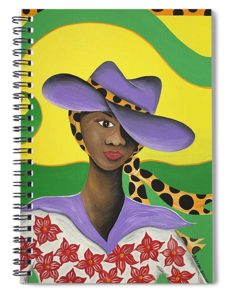 Hat Appeal Spiral Notebook