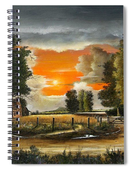 Hoggets Farm Spiral Notebook