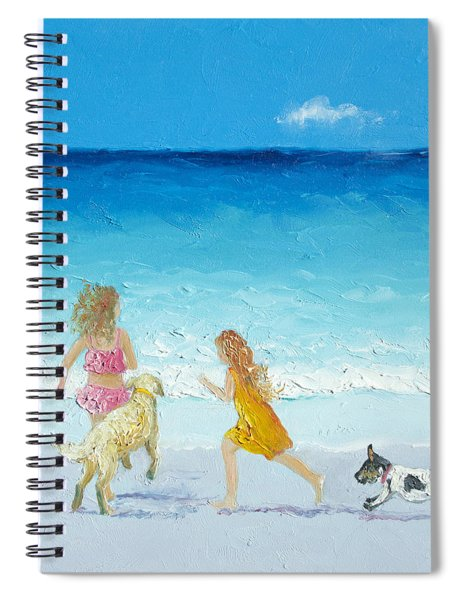 Holiday Fun Spiral Notebook