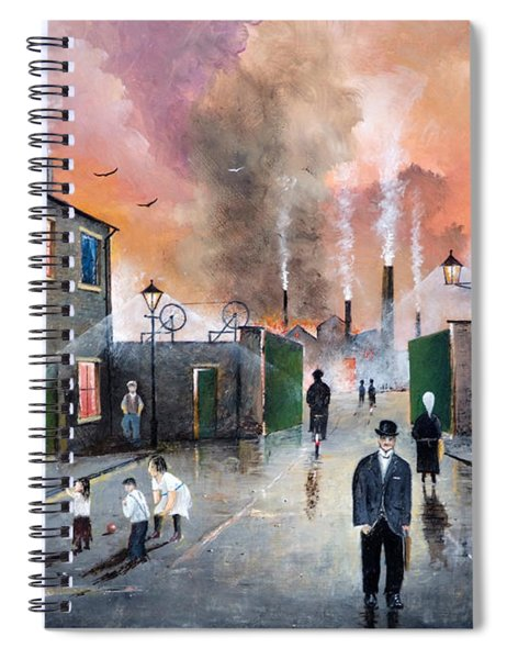Images Of The Black Country Spiral Notebook