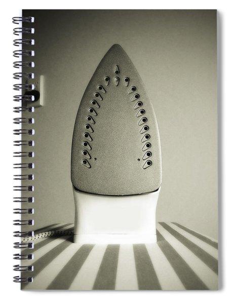 Iron Spiral Notebook