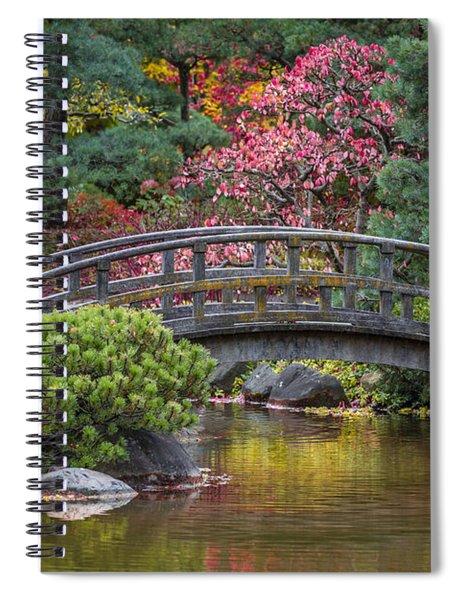 Japanese Bridge Spiral Notebook