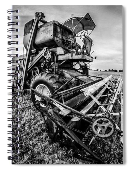 John Deere Spiral Notebook