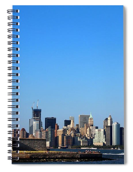Lady Liberty Watches 1wtc Rise Spiral Notebook