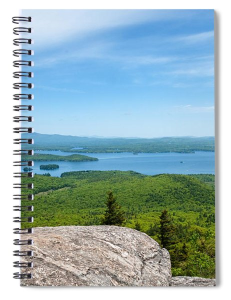 Lake Winnipesaukee Spiral Notebook