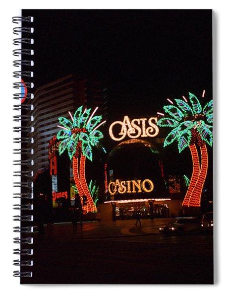 Las Vegas 1983 #2 Spiral Notebook