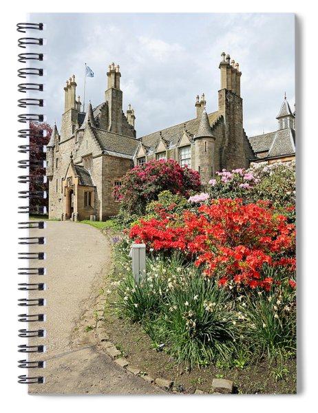 Lauriston Castle Spiral Notebook