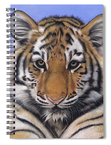 Little Big Cat Spiral Notebook