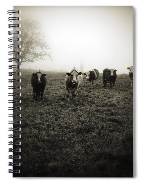 Livestock Spiral Notebook