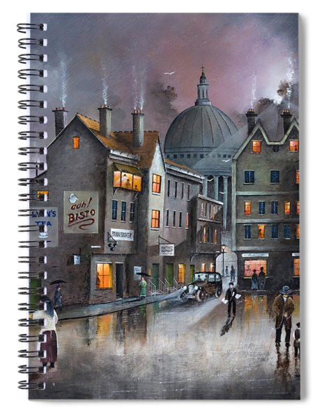 Ludgate Hill Spiral Notebook