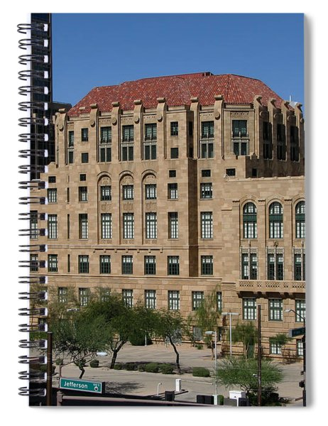 Maricopa County Courthouse Spiral Notebook