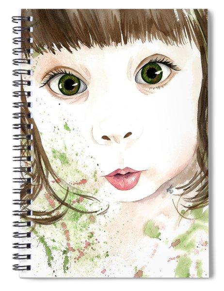 Embrace Wonder Spiral Notebook
