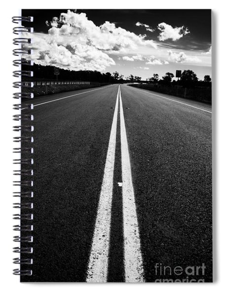 Middle Road Spiral Notebook