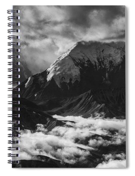Mount Brooks Spiral Notebook