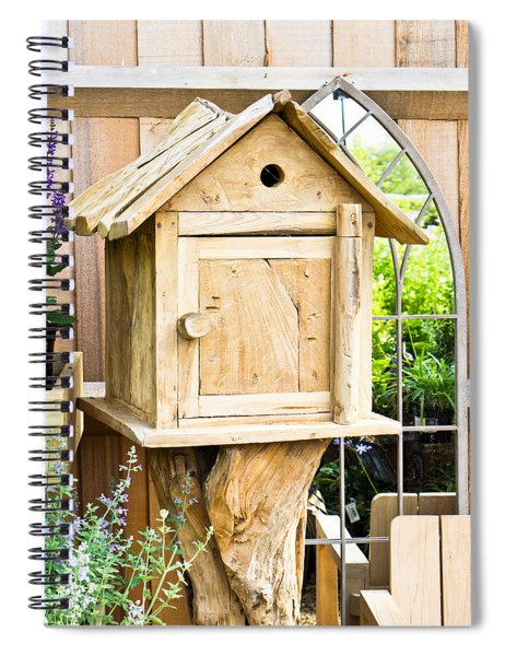 Nesting Box Spiral Notebook