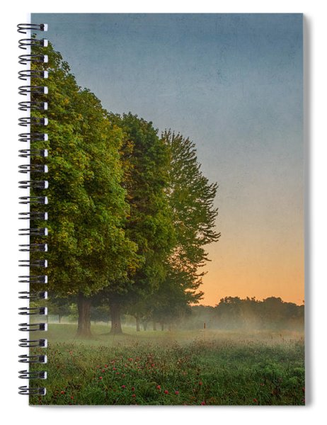 Niagara On The Lake  Spiral Notebook by Garvin Hunter