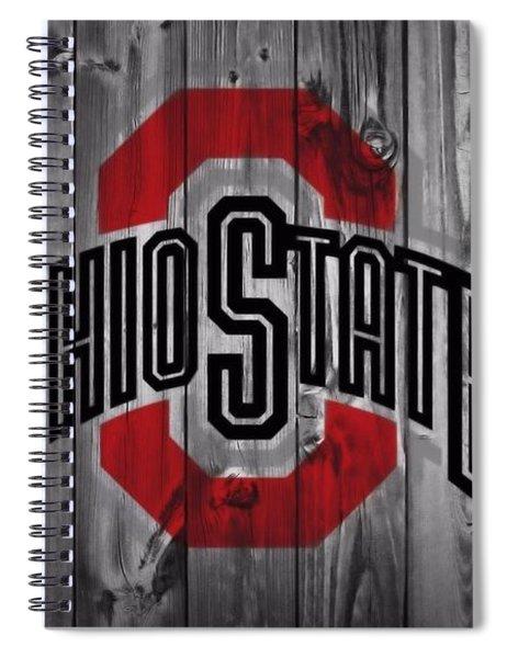 Ohio State Buckeyes Spiral Notebook