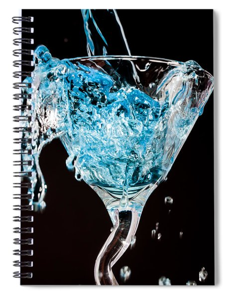 Over The Top Spiral Notebook