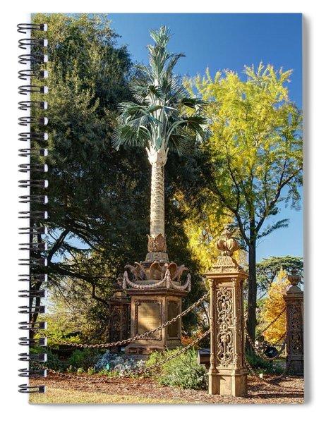 Palmetto Regiment Monument  Spiral Notebook
