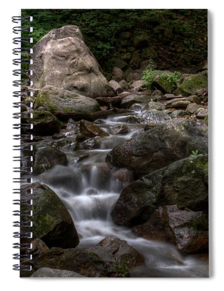 Parfrey's Glen Creek Spiral Notebook