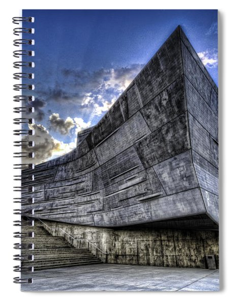 Perot Museum  Spiral Notebook