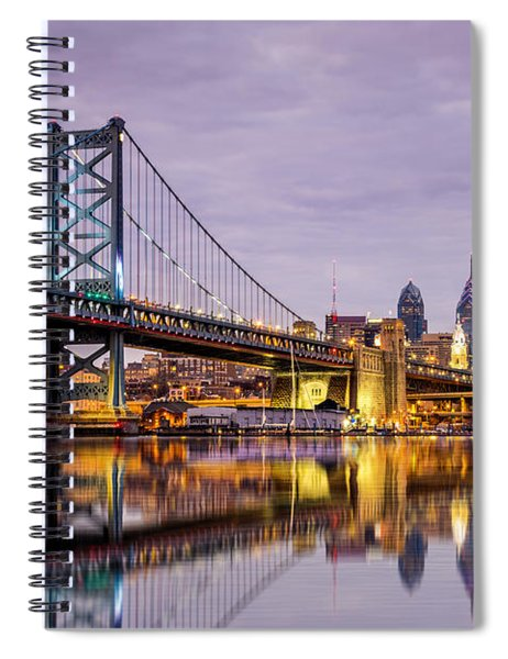 Philly Spiral Notebook
