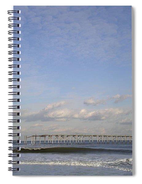 Pier Wave Spiral Notebook