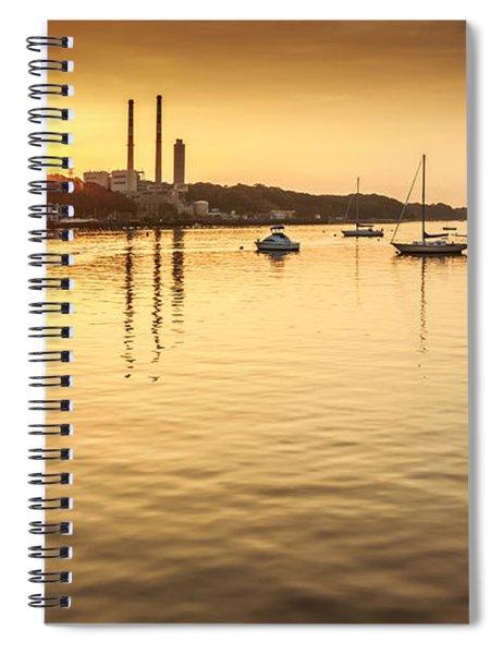 Port Jefferson Spiral Notebook