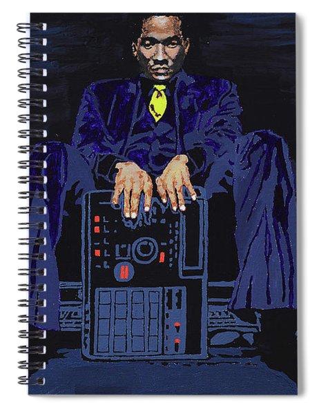 Q-tip Spiral Notebook