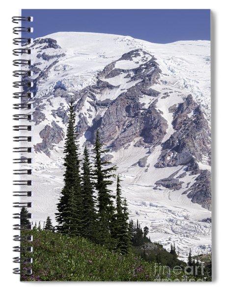 Rainier Summit Spiral Notebook