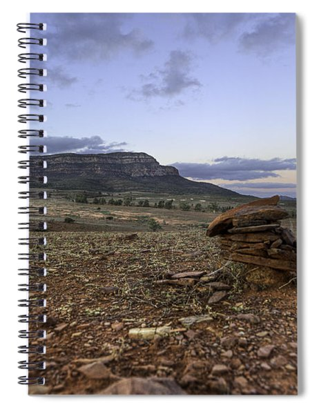 Rawnsley Bluff Spiral Notebook