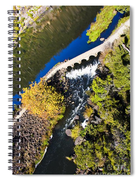 River Walk Spiral Notebook