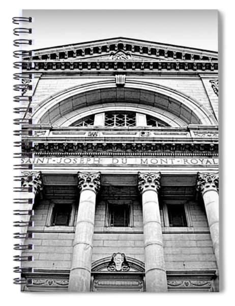 Saint Joseph's Oratory Spiral Notebook