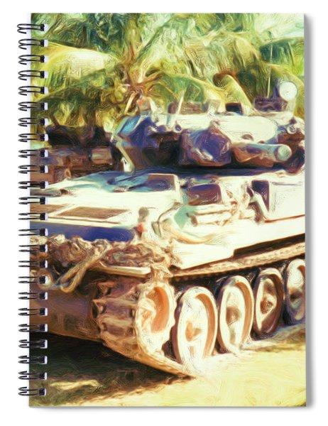 Scorpion Cvrt Spiral Notebook