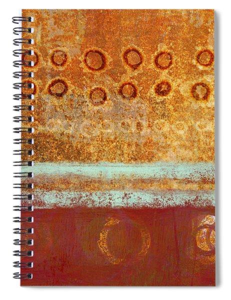Seasonal Shift Spiral Notebook