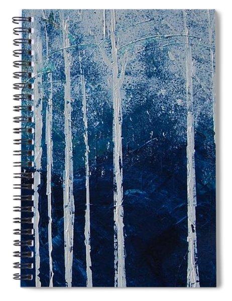 Shivver Spiral Notebook