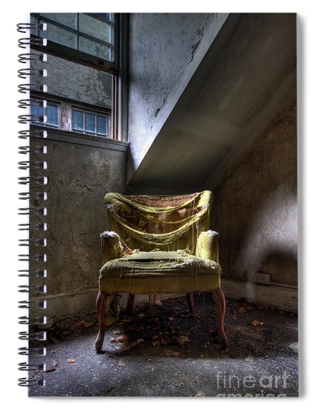 Silence Within Spiral Notebook