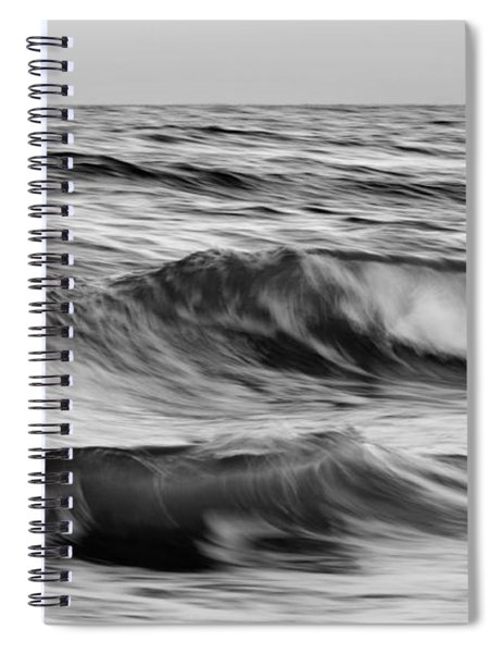 Soul Of The Sea Spiral Notebook