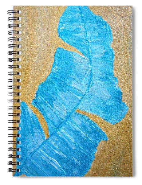 Splash 2  Spiral Notebook