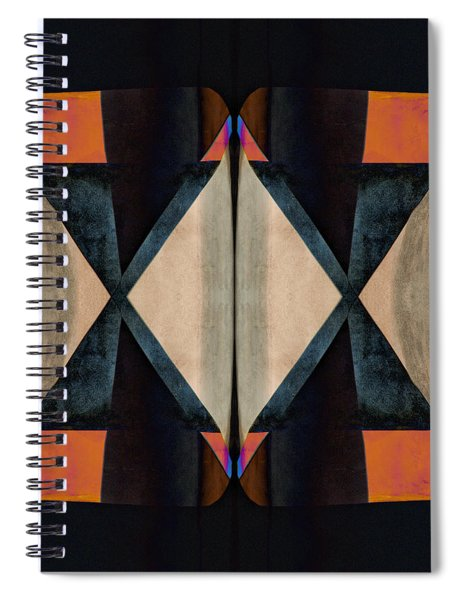Stone Canyons Santa Fe Series 1 Spiral Notebook