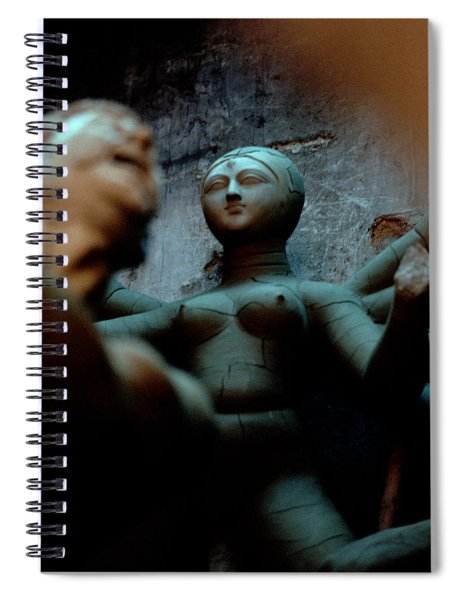 Surreal India Spiral Notebook