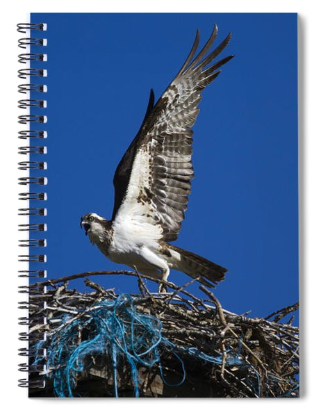 Take-off Spiral Notebook