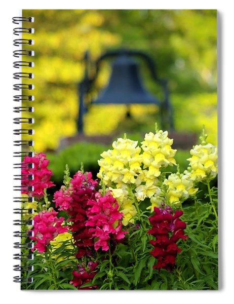 The Bell Spiral Notebook